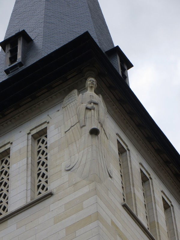 The Church of St Cyr, Issoudun