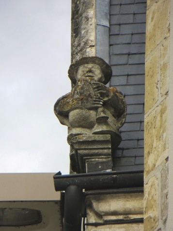 Old quarter, Issoudun