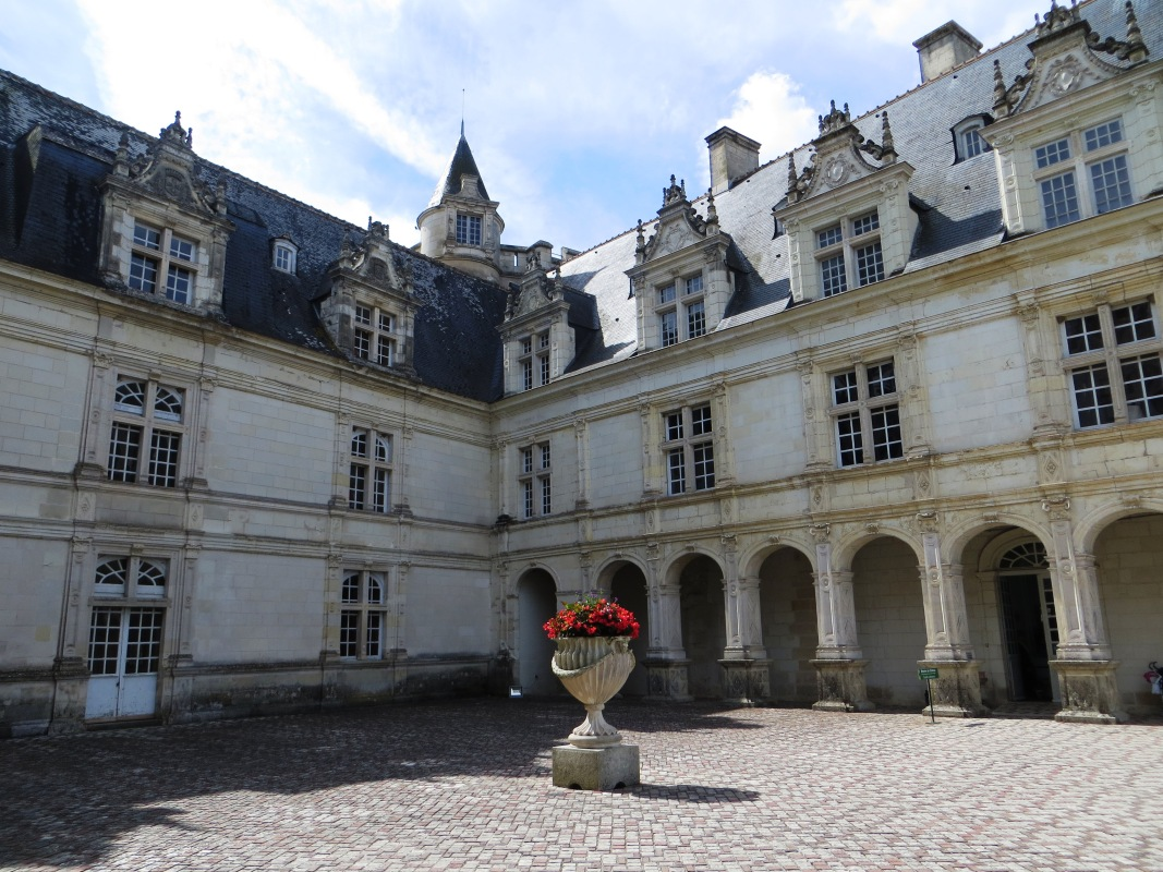 The Chateau of Villandry