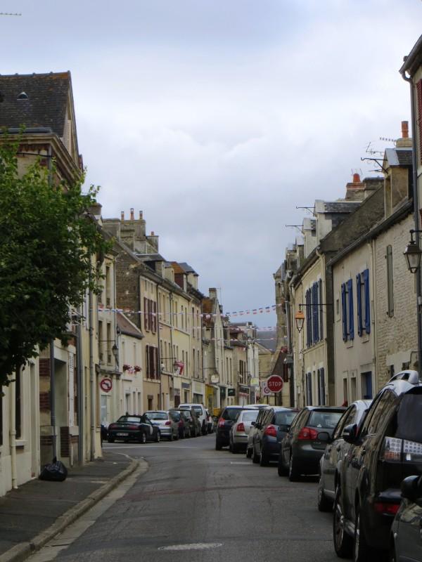 Main street, Ouistreham