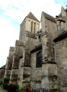 St Sampson's Church, Ouistreham