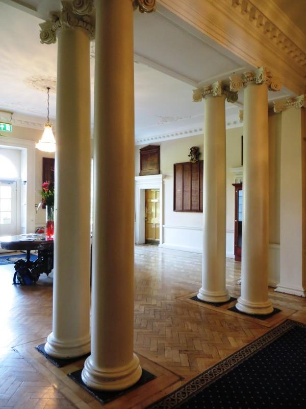 Entrance Hall, Eltham Lodge