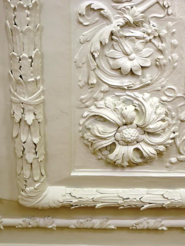 Plasterwork, Eltham Lodge