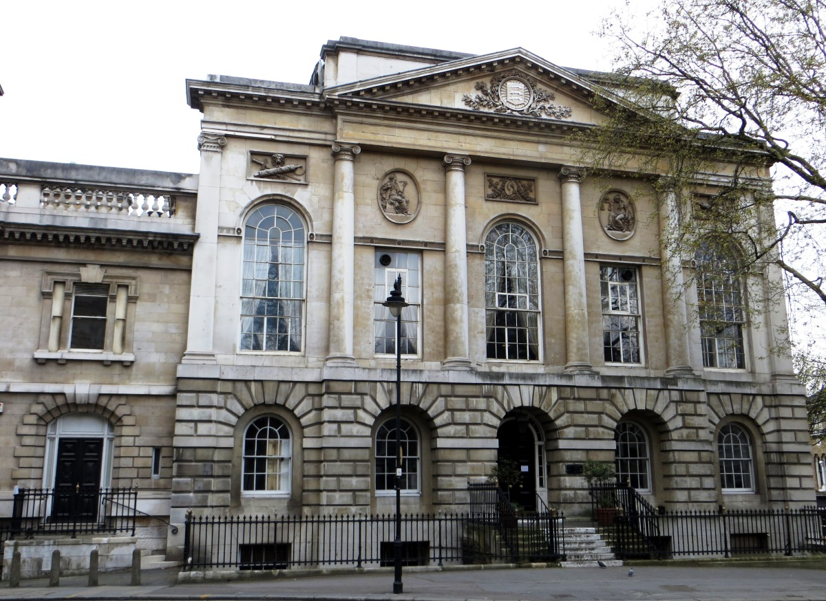 The former Sessions House for Middlesex