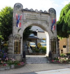 The War Memorial, Correze