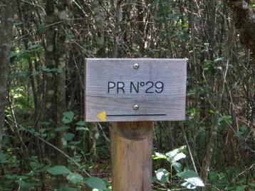 PR29 over the Correze