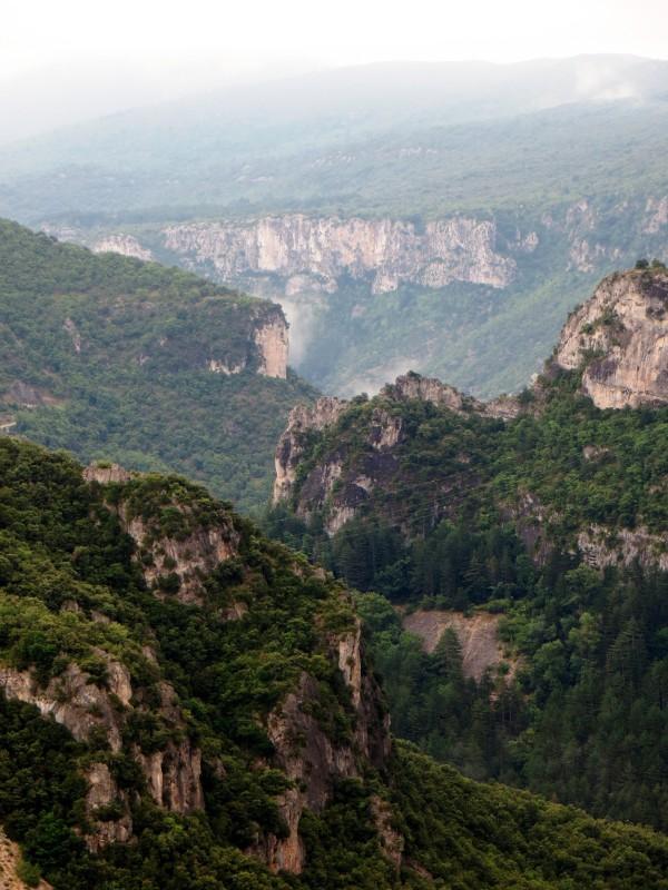 The Vis Gorges