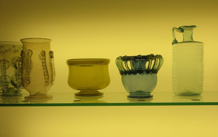 Old glass
