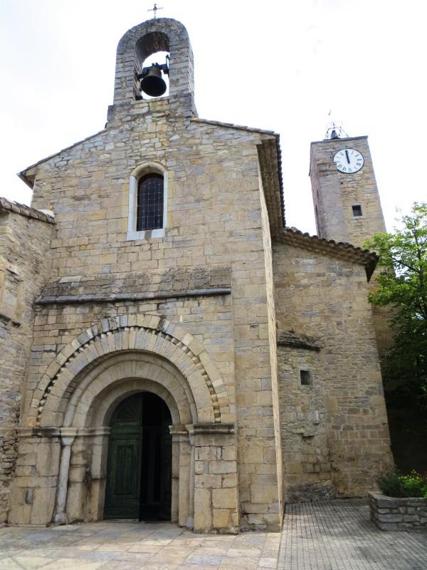 11C church, Claret
