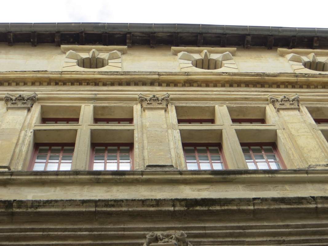Hotel de Joubert, Renaissance Mansion