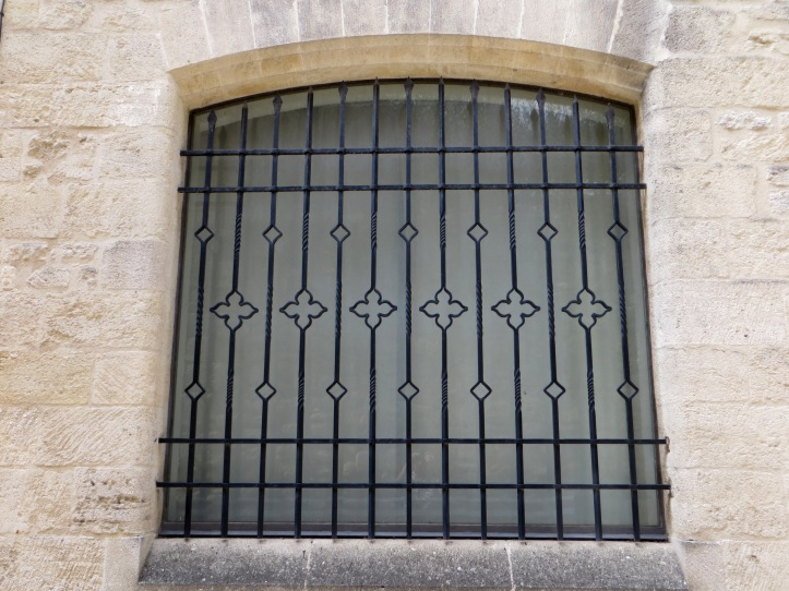 Ironwork in Uzes