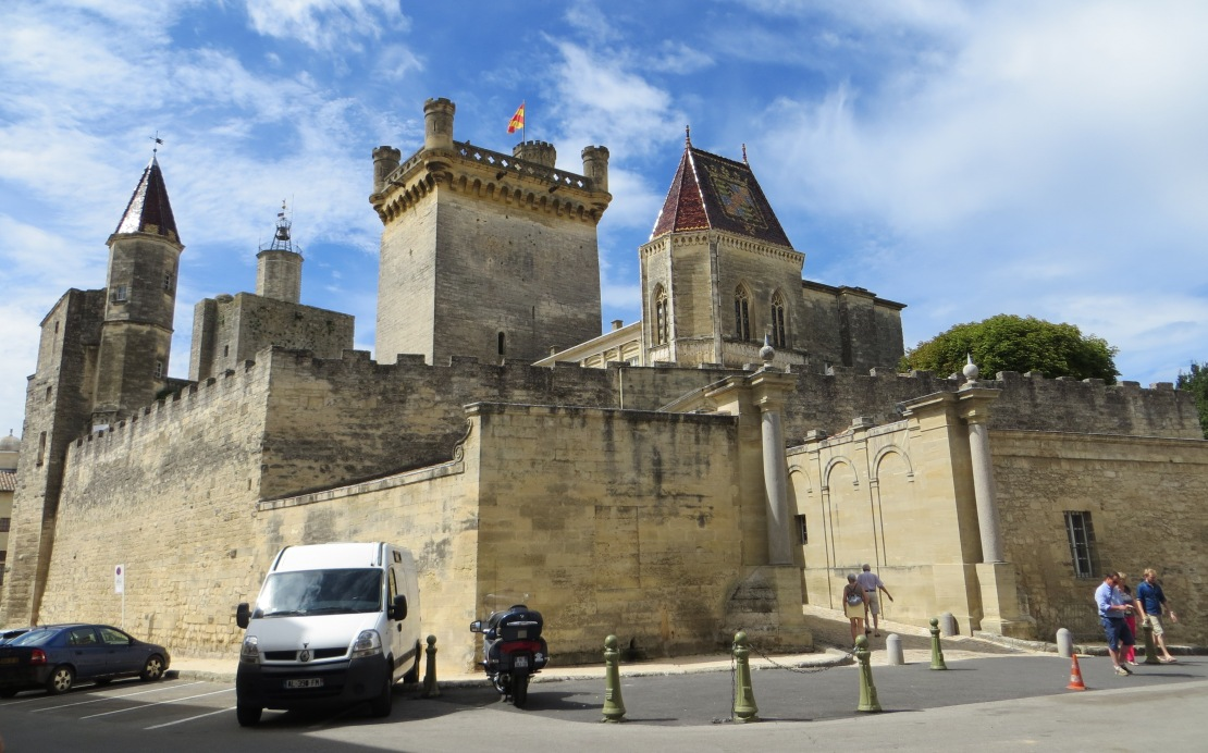 The Ducal Palace, Uzes