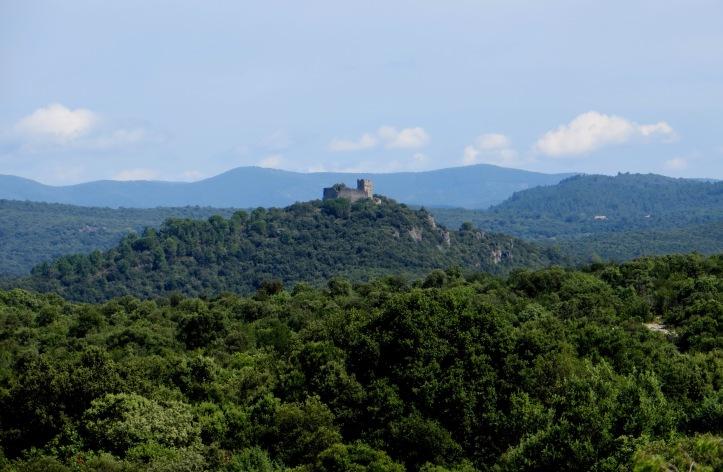 Freyssac Castle, near Durfort