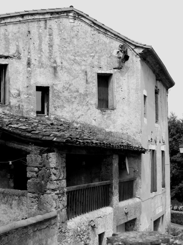 Buildings at Le Vieux Pont, Le Vigan