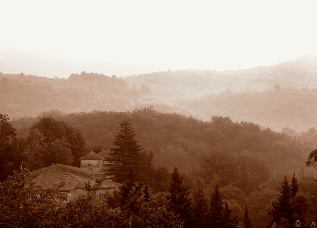 The valley of the Vidourle