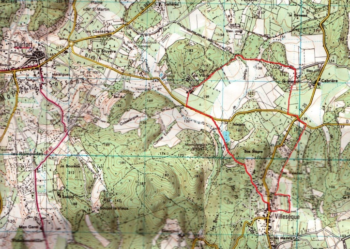 OS map 2741, ET