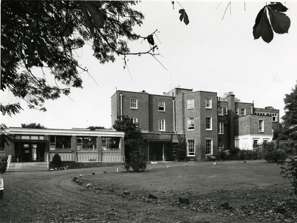 Halliwick House (The Children's Society)