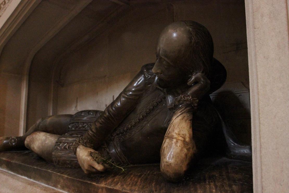 Wiliam Shakespeare Monument