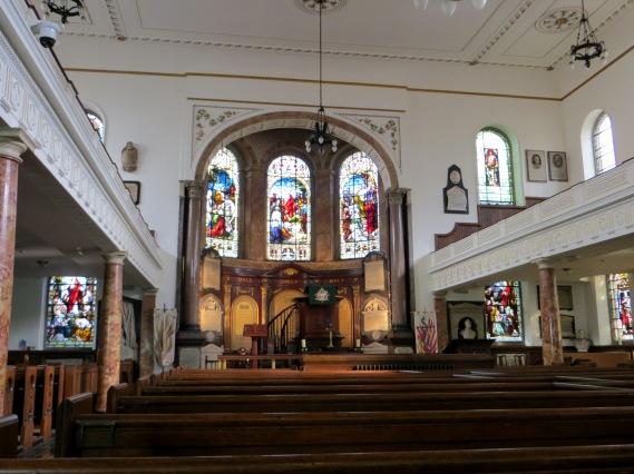 The Wesley Chapel