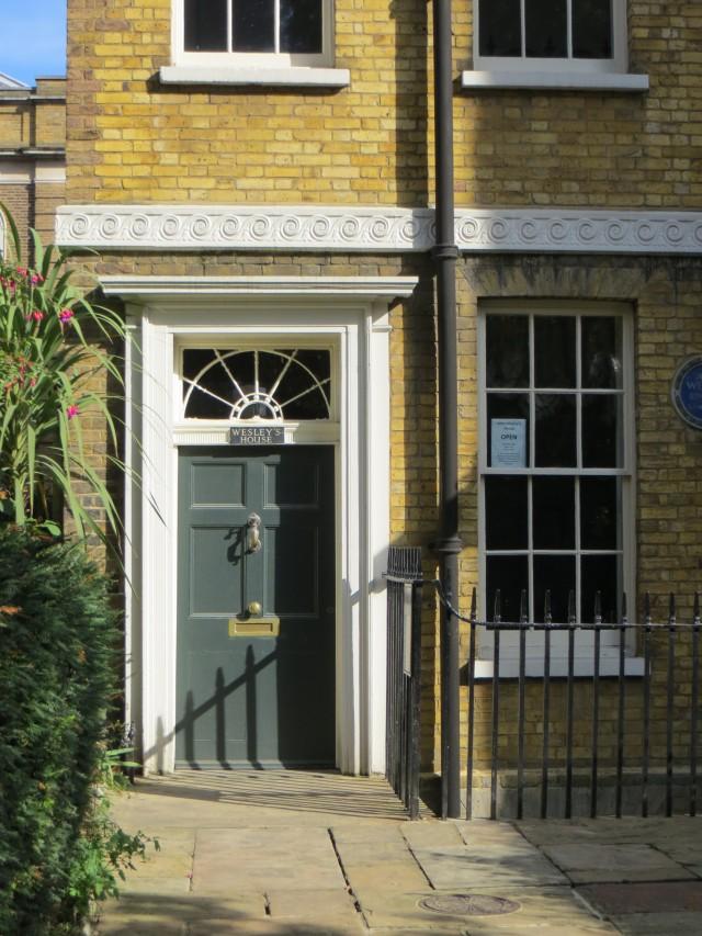 John Wesley's home