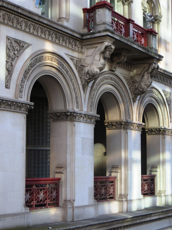 Bridge house, Holborn Viaduct