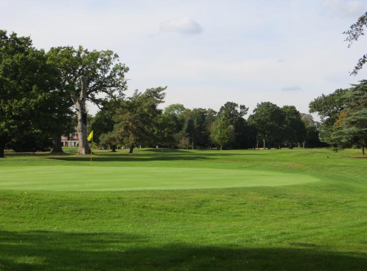 Bush Hill Golf Course