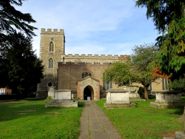 St Andrew's Church, Enfield