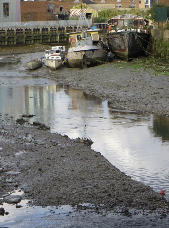 Deptford Creek today