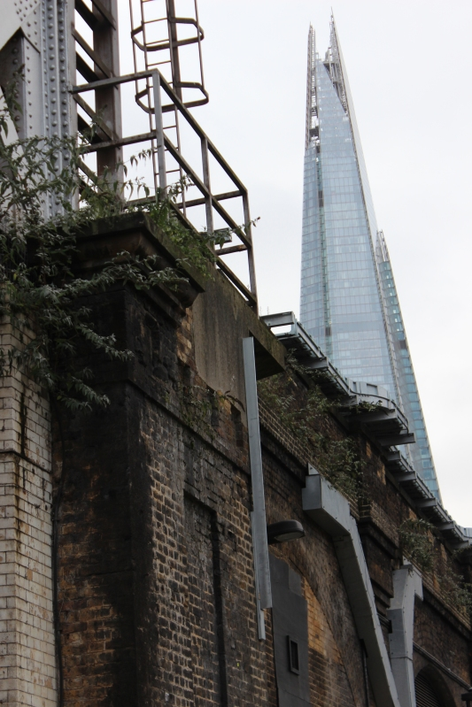 Old and New at London Bridge
