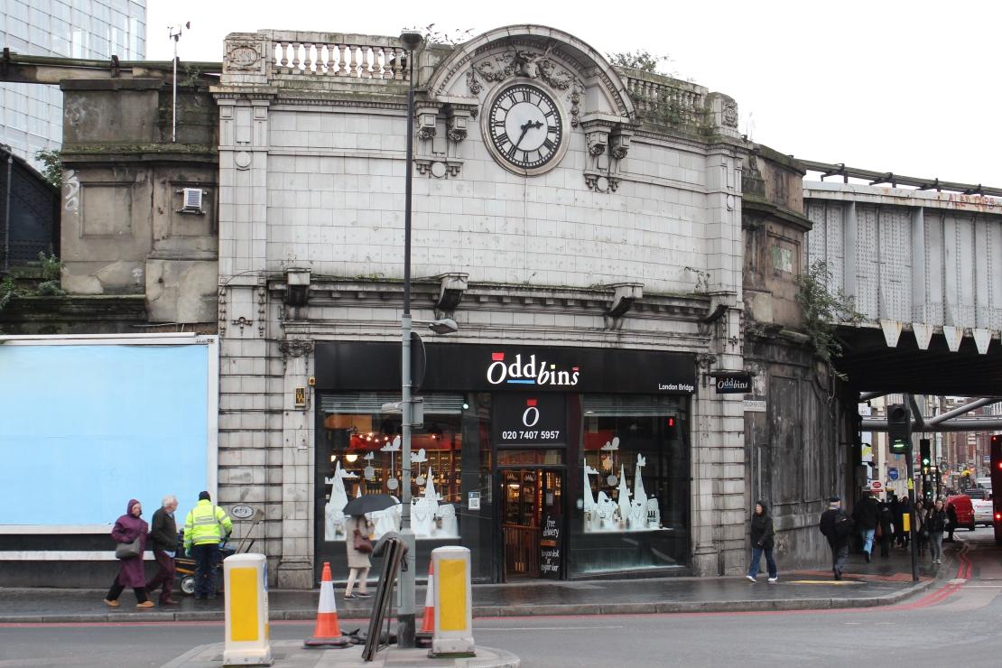 Part of Old London Bridge Station?