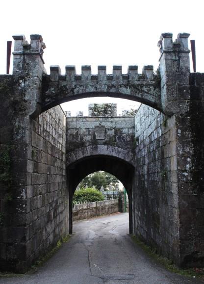 The Sun Gate of 1586