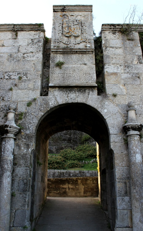 The Philip IV Gate, Monterreal Fort