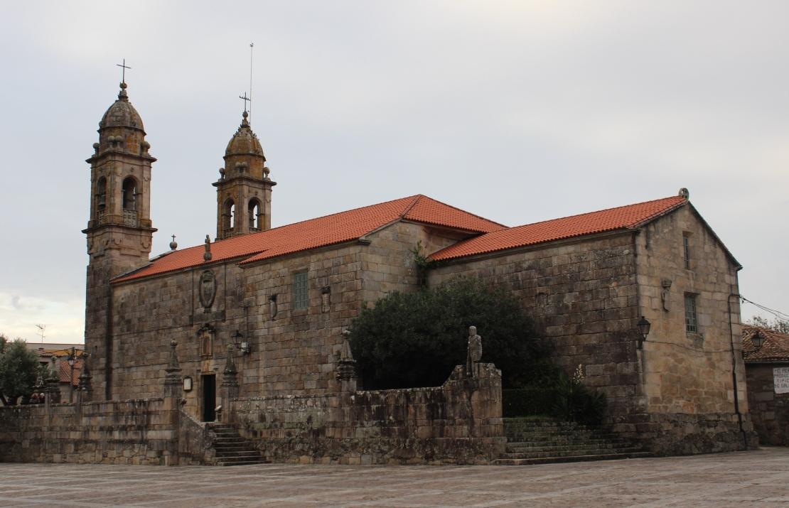 The Church of San Benito