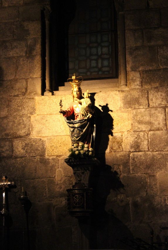 Corticela Chapel