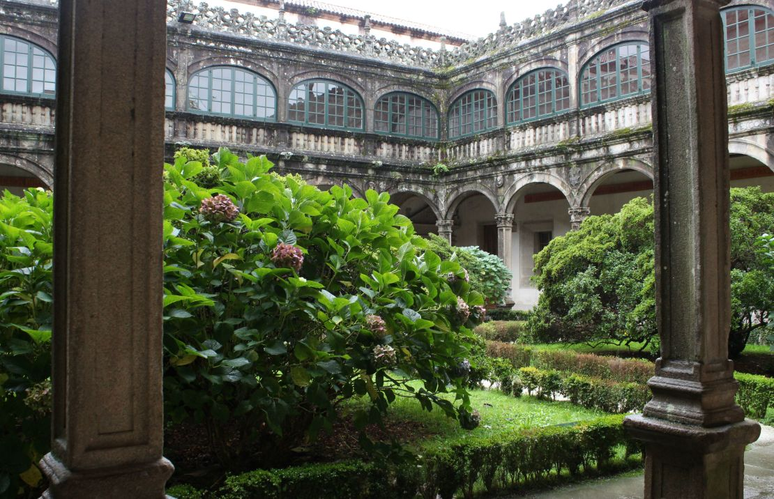 The Cloister of the Fonseca College