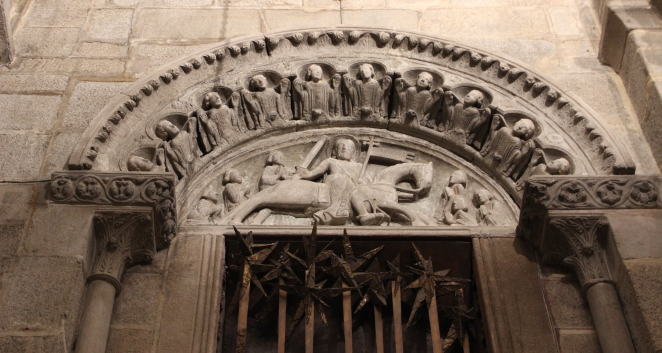 The Cathedral of Santiago de Compostela
