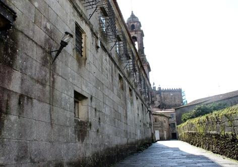 The Convent of Santa Clara