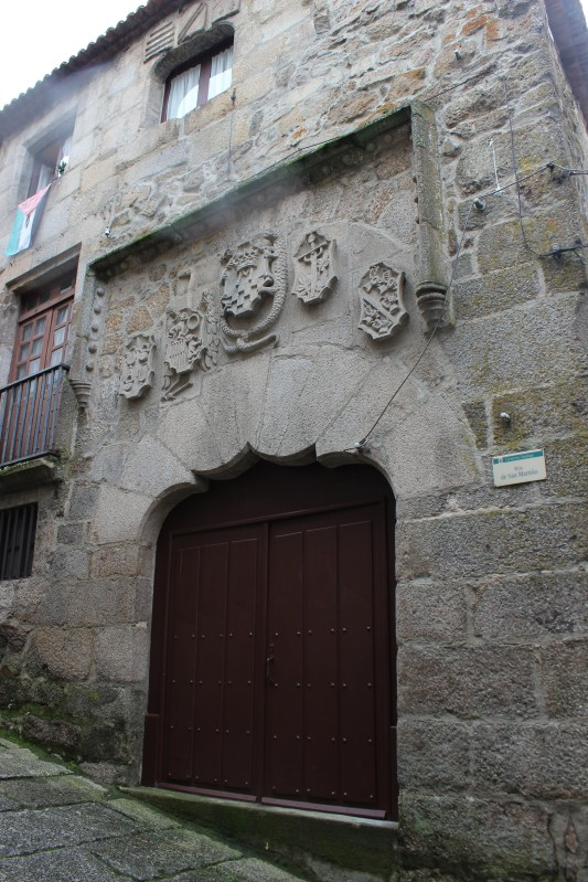 The House of the Inquisition, Ribadavia
