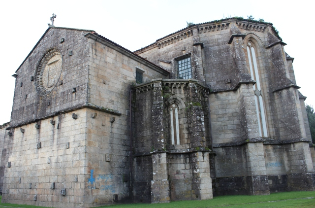The Church of Santo Domingo