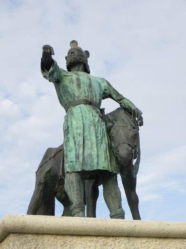 King Alfonso IX