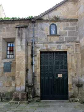 The Dominican Convent, Baiona