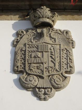 Lorenzo Correa's Coat of Arms
