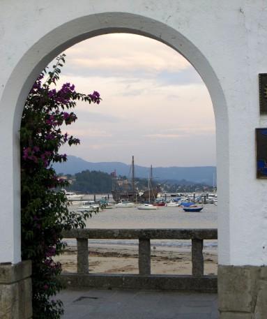 The Pinta in the Marina, Baiona