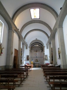 The Chapel of the Benedictine Monastery