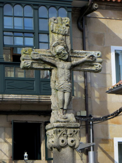 Museum square, Pontevedra