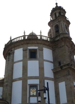 The Chapel of Virxe da Peregrina, Pontevedra