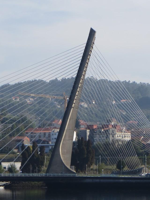 Calatrava Bridge, Pontevedra