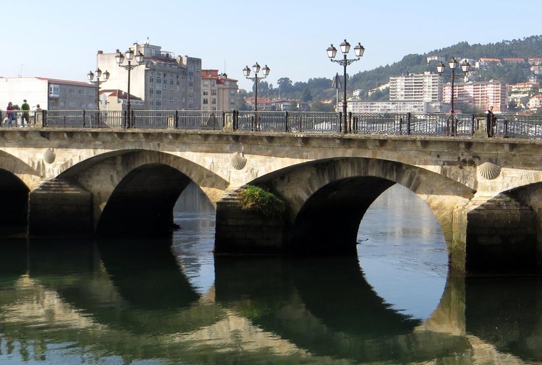 The Roman Bridge, Pontevedra