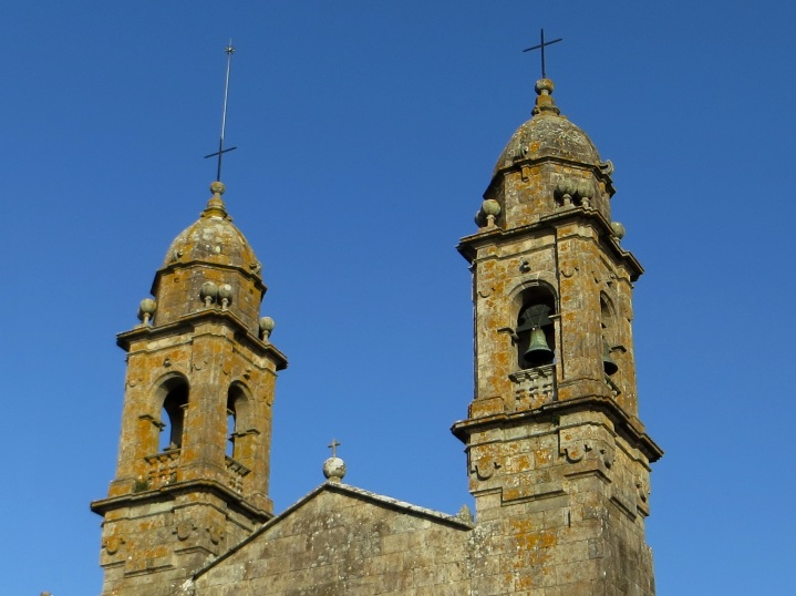 The Bell Towers of the Church of San Benito