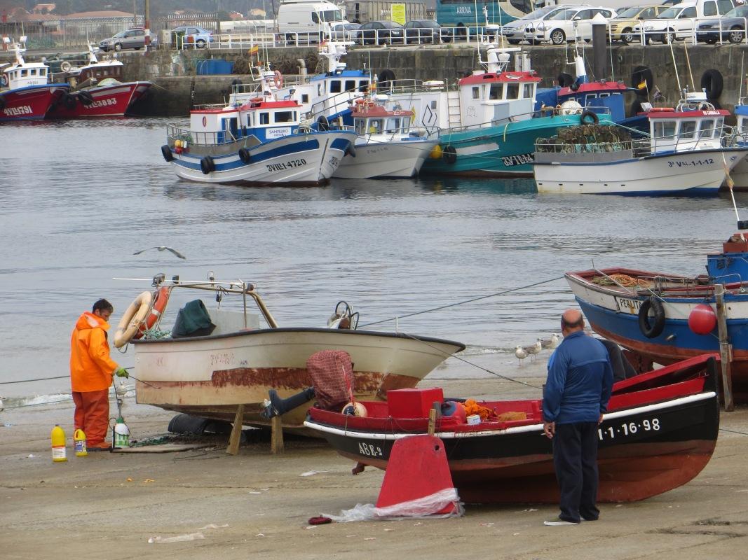 The harbour, Ribeira